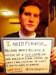 feminism is for men too