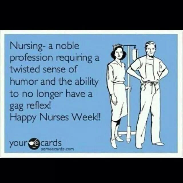 Nurses Week Funny Quotes