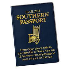 Southern passport