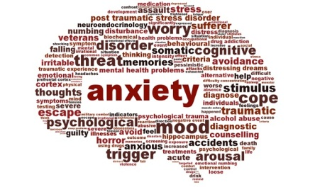 Anxiety mental health symbol isolated on white. Mental disorder icon design