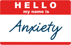 "I struggle with anxiety, but I've found that this blog is a great way to tame the ""anxiety monster."""