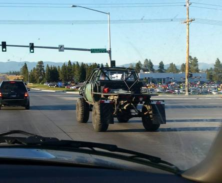 montana truck