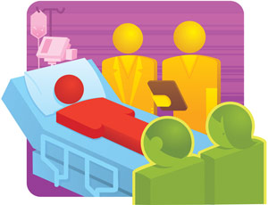 bedside report