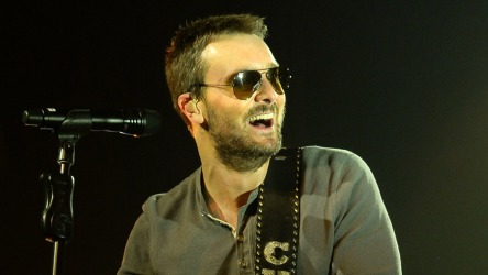 I'm biased because I love his music, but Eric Church  knows how to dress: simple & casual but still put-together.
