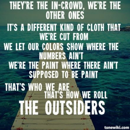 eric church outsiders quote