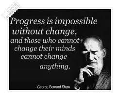 change quote gb shaw