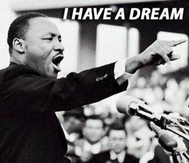 i have a dream An introduction to i have a dream by martin luther king, jr learn about the book and the historical context in which it was written.