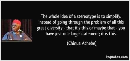 chinua achebe quote