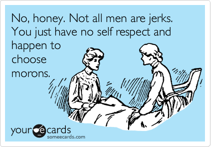 not all men are jerks