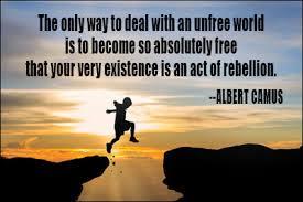freedom albert camus