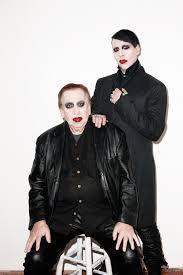 Manson & his dad