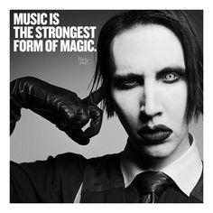 manson music magic