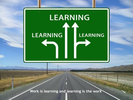 learning is work