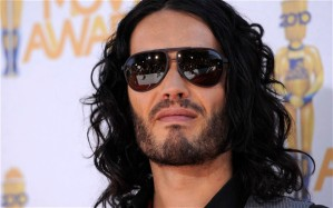 Russell Brand arrives at the MTV Movie Awards in Universal City, Calif., on Sunday, June 6, 2010. (AP Photo/Chris Pizzello)