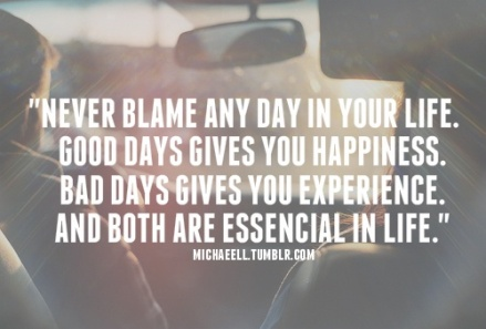 bad day quote