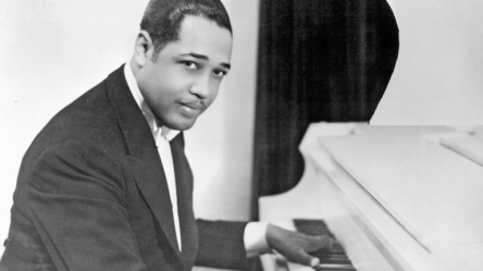 Duke Ellington, one of the great jazz legends
