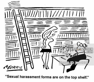 Funny sexual harassment cartoons movies
