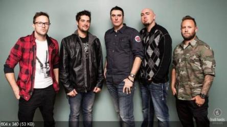The new Breaking Benjamin lineup