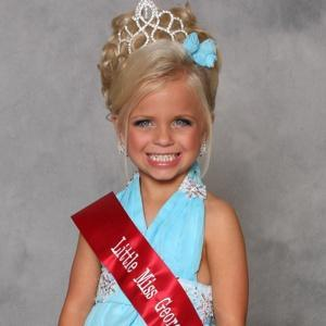 Maybe if there were beauty pageants for little boys too I wouldn't be so disgusted by them.