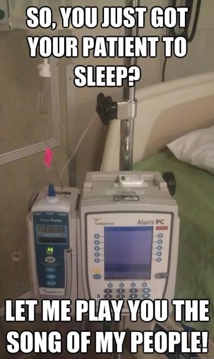 IV-pump
