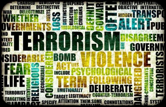 terrorism words