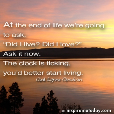 end of life quote