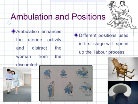 ambulation-labor