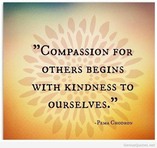 pema chodron compassion