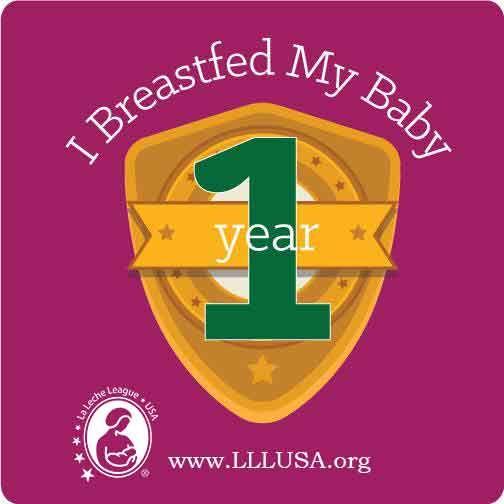 lll 1 year badge