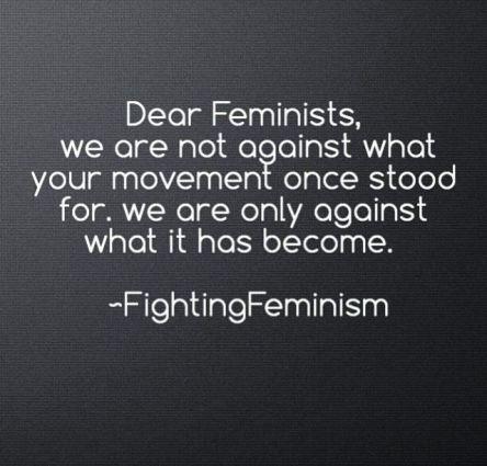 feminism modern