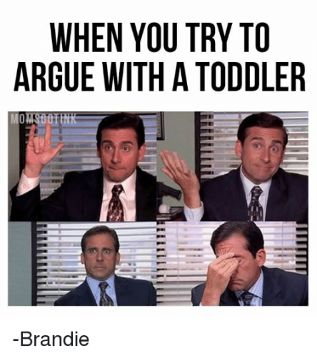 argeu toddler