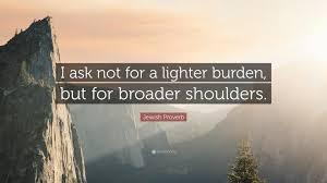 jewish proverb